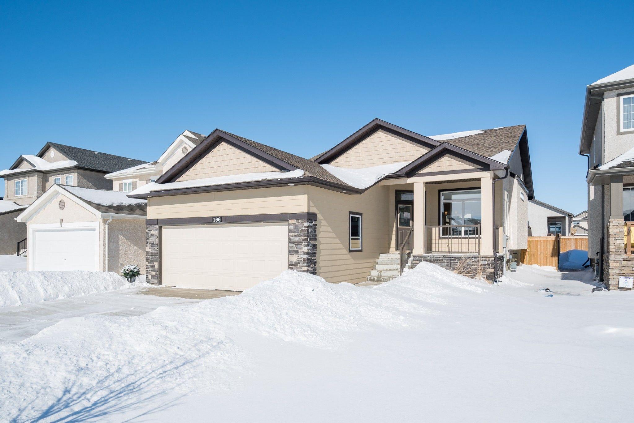 Main Photo: 166 Moonbeam Way in Winnipeg: Sage Creek House for sale (2K)  : MLS®# 1604837