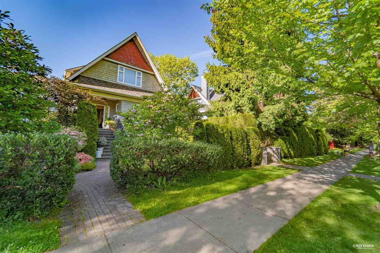 Main Photo: 1205 E 15TH Avenue in Vancouver: Mount Pleasant VE Townhouse for sale (Vancouver East)  : MLS®# R2582251