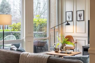 Main Photo: 1073 EXPO Boulevard in Vancouver: Yaletown Townhouse for sale (Vancouver West)  : MLS®# R2533965