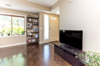 Photo 4: 110 10540 56 Avenue in Edmonton: Zone 15 Townhouse for sale : MLS®# E4248821