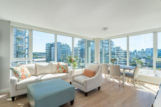 Photo 3: 1102 1618 QUEBEC STREET in Vancouver: Mount Pleasant VE Condo for sale (Vancouver East)  : MLS®# R2602911