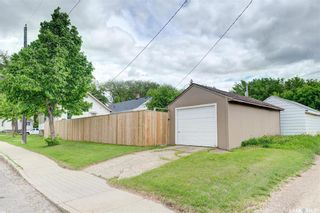 Photo 41: 831 G Avenue North in Saskatoon: Caswell Hill Residential for sale : MLS®# SK856126