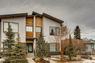 Photo 2: 1 444 20 Avenue NE in Calgary: Winston Heights/Mountview Row/Townhouse for sale : MLS®# A1076448