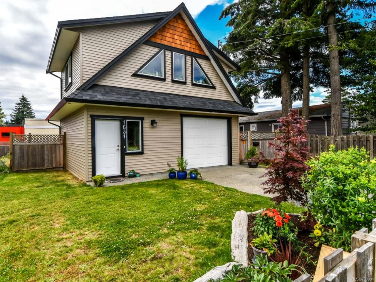 Main Photo: 1631 19th Ave in CAMPBELL RIVER: CR Campbellton House for sale (Campbell River)  : MLS®# 793004