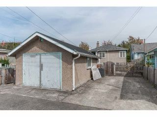 Photo 51: 2765 NANAIMO STREET in Vancouver East: Home for sale : MLS®# V1141570
