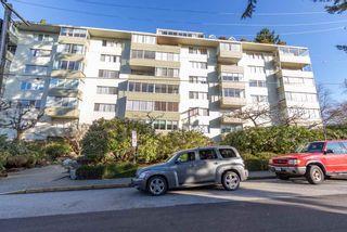 "Photo 1: 301 1425 ESQUIMALT Avenue in West Vancouver: Ambleside Condo for sale in ""OCEANBROOK"" : MLS®# R2435961"