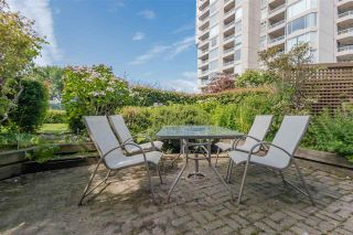 "Photo 14: 105 1045 QUAYSIDE Drive in New Westminster: Quay Condo for sale in ""QUAYSIDE TOWER 1"" : MLS®# R2392690"