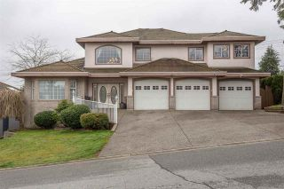 Photo 1: 16272 95A AVENUE in Surrey: Fleetwood Tynehead House for sale : MLS®# R2357965