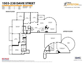 "Photo 39: 1503 283 DAVIE Street in Vancouver: Yaletown Condo for sale in ""Pacific Plaza"" (Vancouver West)  : MLS®# R2542076"