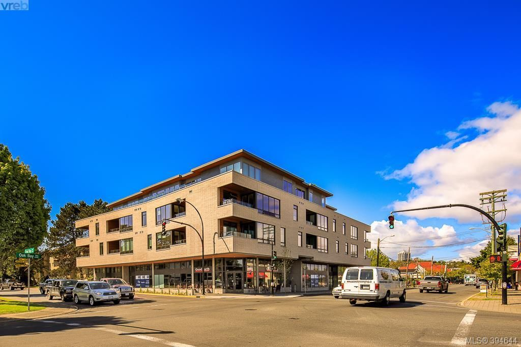 Main Photo: 204 1969 Oak Bay Ave in VICTORIA: Vi Fairfield East Condo for sale (Victoria)  : MLS®# 791060
