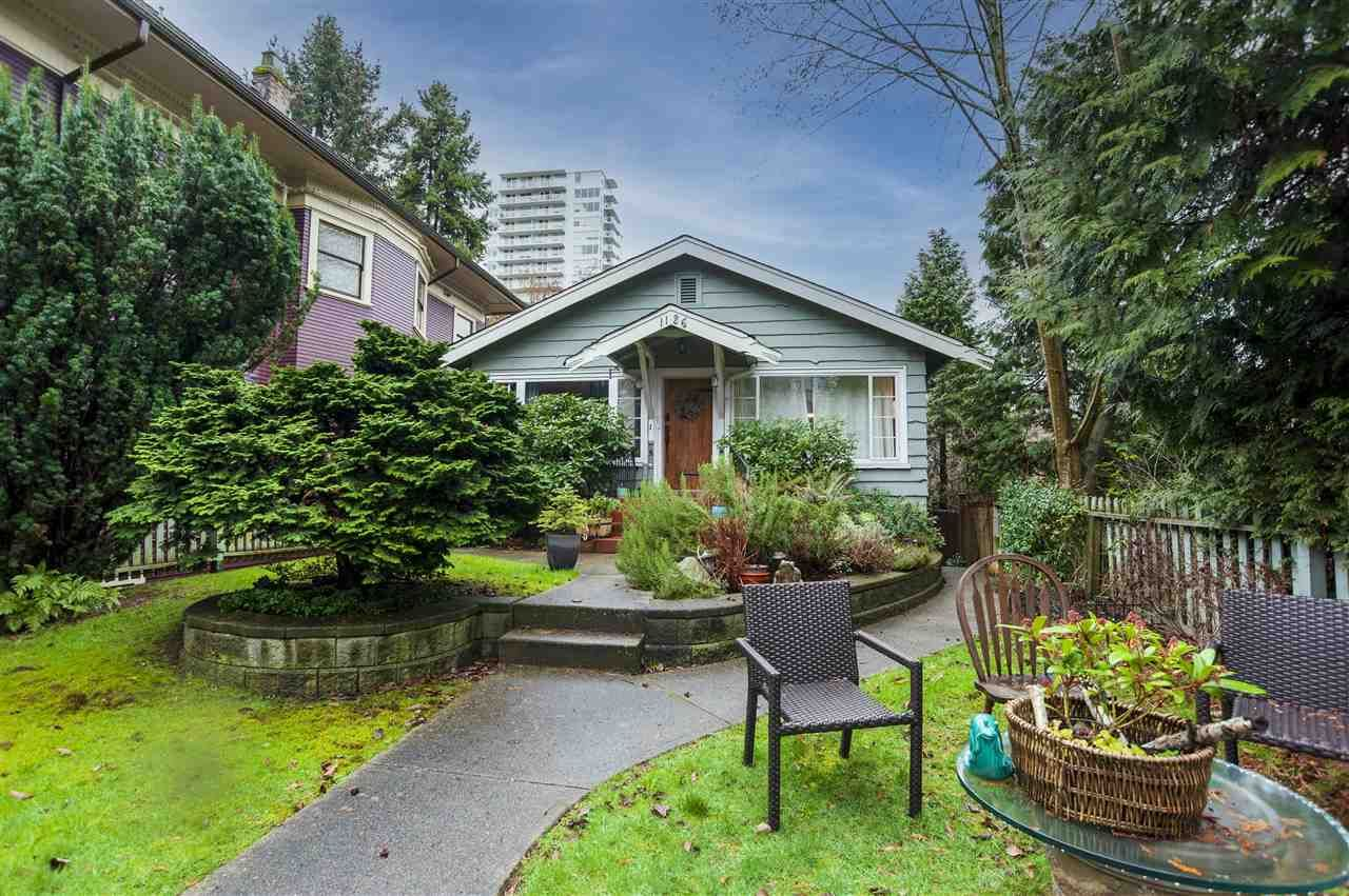 Main Photo: 1126 COMOX Street in Vancouver: West End VW House for sale (Vancouver West)  : MLS®# R2552545