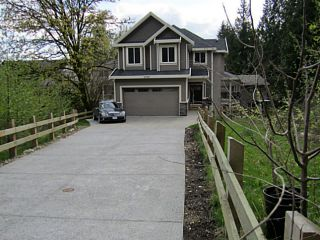 Photo 1: 1308 COAST MERIDIAN RD in Coquitlam: Burke Mountain House for sale : MLS®# V1048044