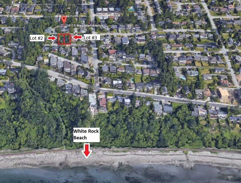 FEATURED LISTING: LT.2 MAGDALEN AVENUE White Rock