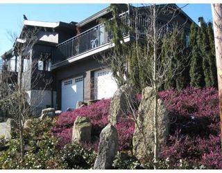 Photo 1: 687 N GILMORE Avenue in Burnaby: Vancouver Heights House for sale (Burnaby North)  : MLS®# V756678