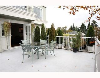 Photo 9: 1 413 13TH Street in New_Westminster: Uptown NW Townhouse for sale (New Westminster)  : MLS®# V763206