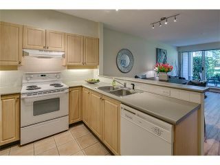"""Photo 2: # 206 3629 DEERCREST DR in North Vancouver: Roche Point Condo for sale in """"RavenWoods"""" : MLS®# V998599"""