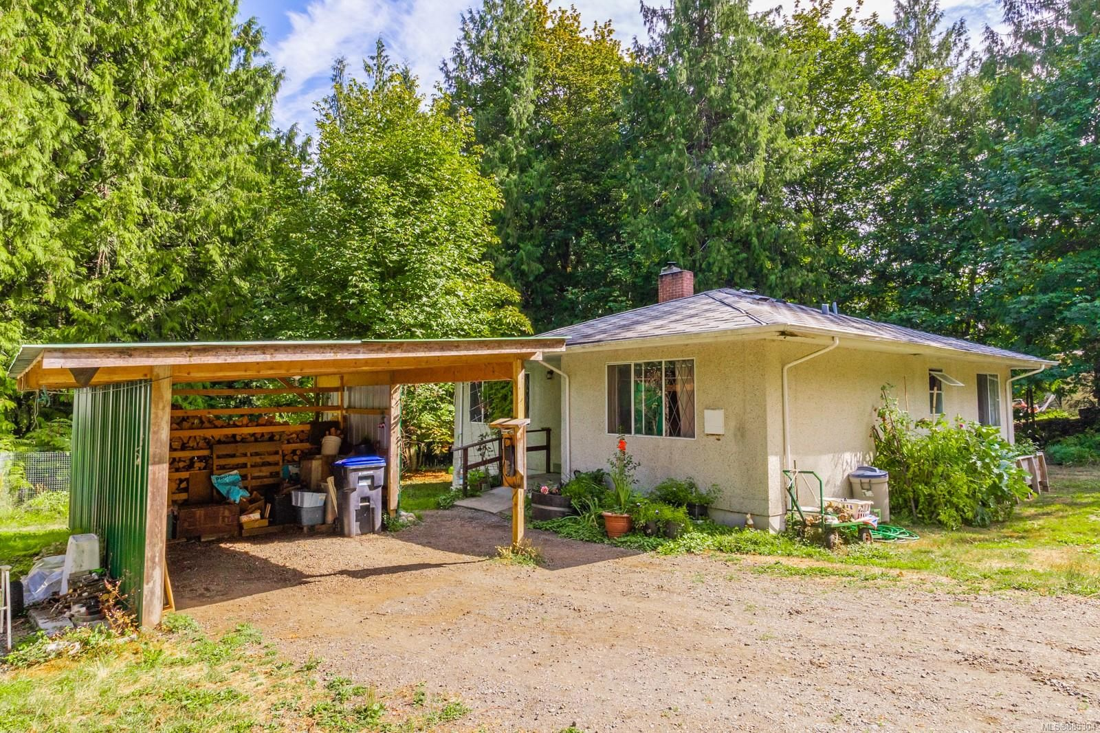 Main Photo: 3061 Rinvold Rd in : PQ Errington/Coombs/Hilliers House for sale (Parksville/Qualicum)  : MLS®# 885304