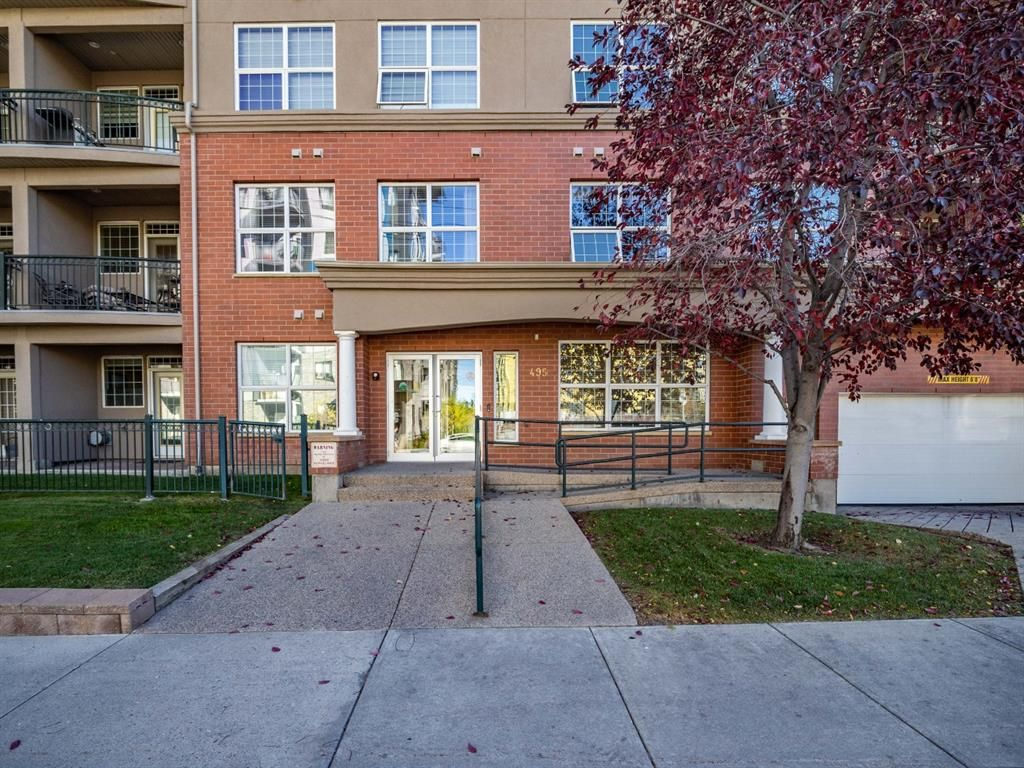 Main Photo: 407 495 78 Avenue SW in Calgary: Kingsland Apartment for sale : MLS®# A1151146
