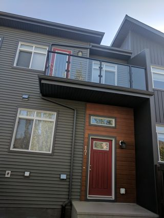 Photo 1: 7503 Getty Gate in Edmonton: Townhouse for rent