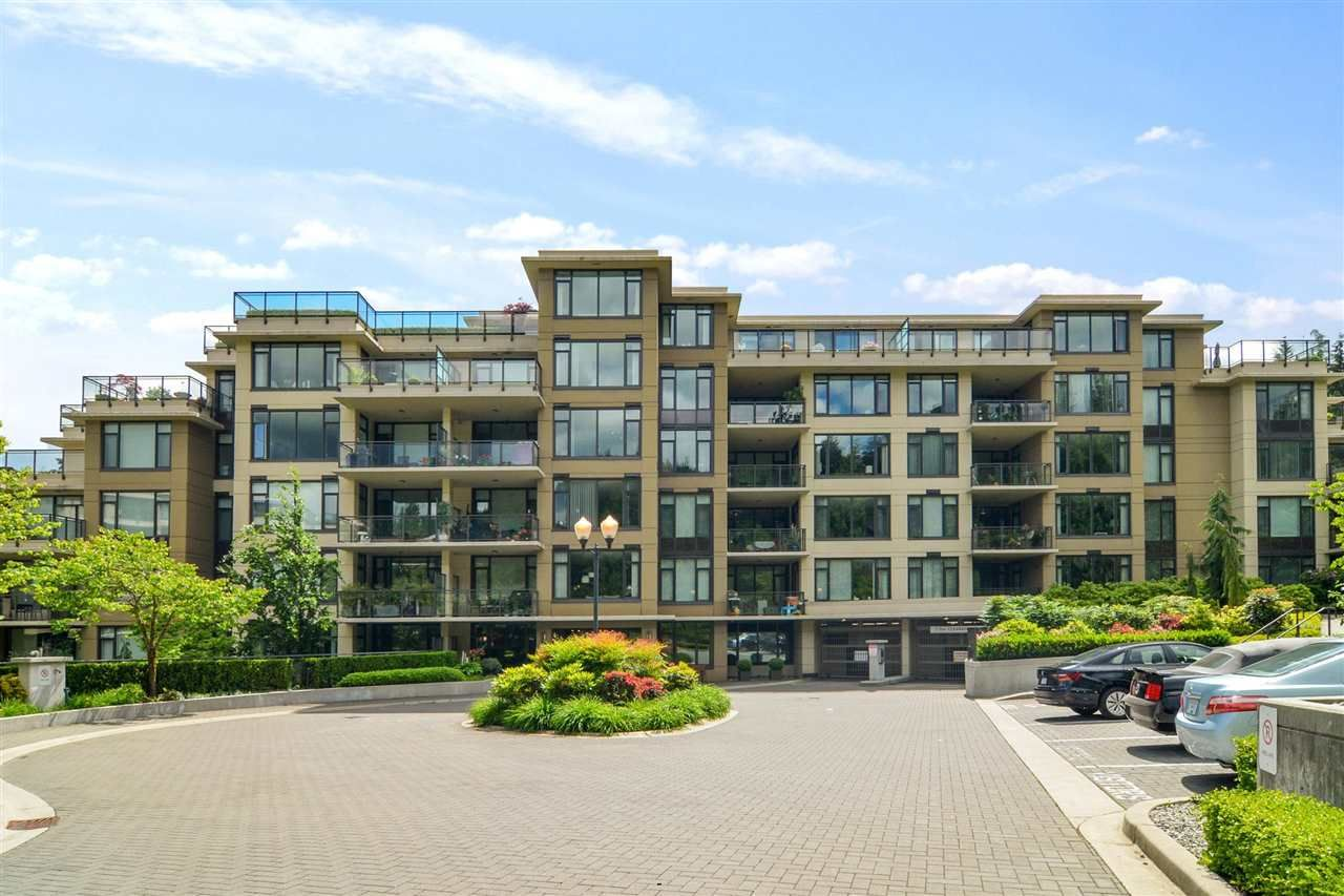 """Main Photo: 201 2950 PANORAMA Drive in Coquitlam: Westwood Plateau Condo for sale in """"CASCADE"""" : MLS®# R2590258"""