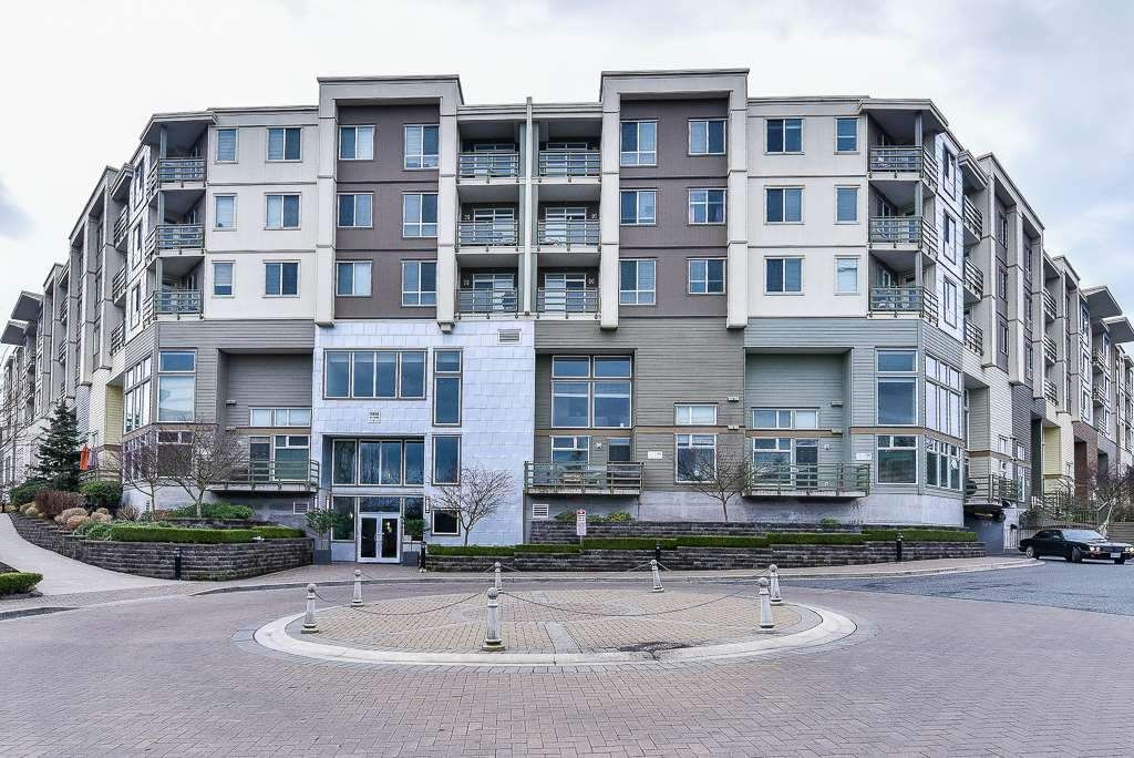 "Main Photo: 328 15850 26 Avenue in Surrey: Grandview Surrey Condo for sale in ""MORGAN CROSSING"" (South Surrey White Rock)  : MLS®# R2249162"