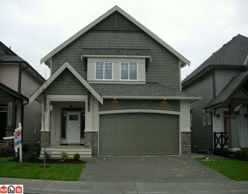 Main Photo: 21256 83A Avenue in Langley: Willoughby Heights House for sale : MLS®# F2926577