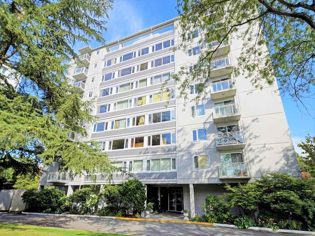 """Main Photo: 406 6076 TISDALL Street in Vancouver: Oakridge VW Condo for sale in """"THE MANSION HOUSE ESTATES LTD"""" (Vancouver West)  : MLS®# R2587475"""
