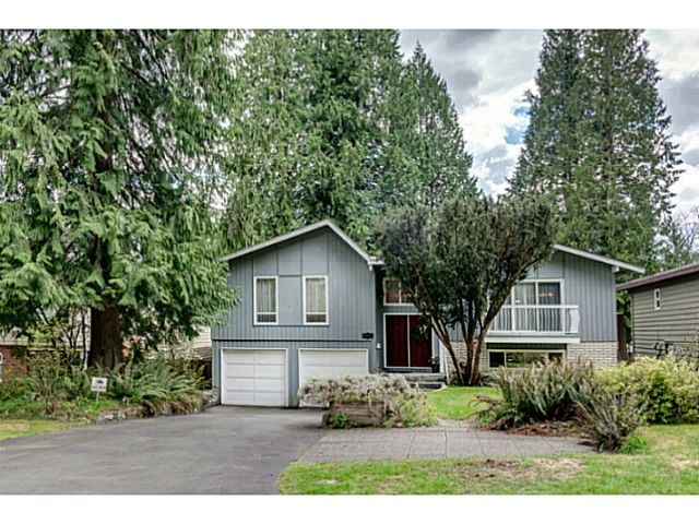 Main Photo: 1429 MILL ST in North Vancouver: Lynn Valley House for sale : MLS®# V1117886