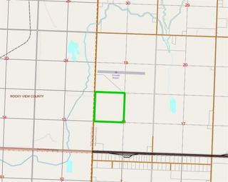 Photo 2: 264028 TWP RD 244: Rural Wheatland County Land for sale : MLS®# A1120639