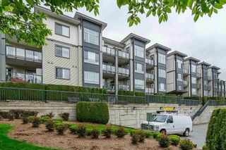 """Photo 2: 417 2943 NELSON Place in Abbotsford: Central Abbotsford Condo for sale in """"Edgebrook"""" : MLS®# R2594273"""