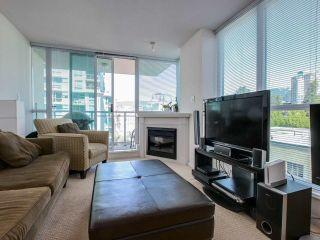 "Photo 3: 708 188 E ESPLANADE in North Vancouver: Lower Lonsdale Condo for sale in ""Esplanade at the PIER"" : MLS®# R2067260"