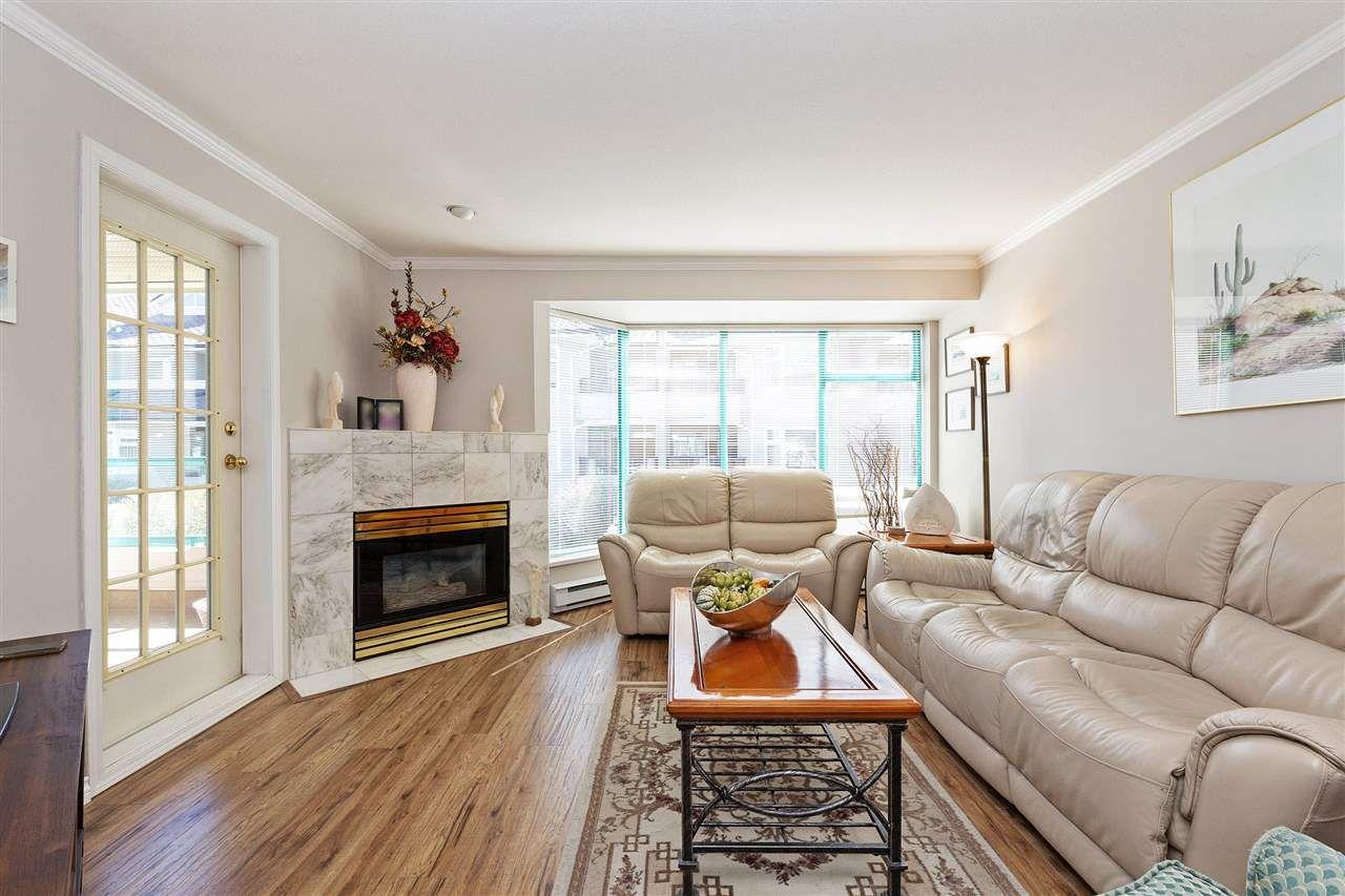 Main Photo: 209 1966 COQUITLAM Avenue in Port Coquitlam: Glenwood PQ Condo for sale : MLS®# R2565280