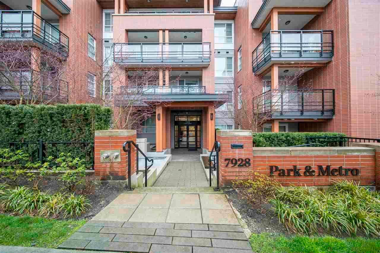 Main Photo: 312 7928 YUKON Street in Vancouver: Marpole Condo for sale (Vancouver West)  : MLS®# R2572082