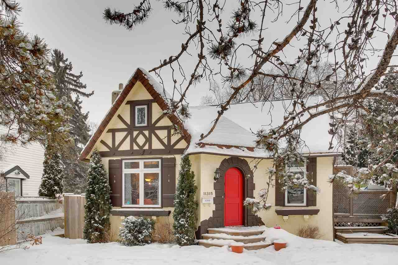 Main Photo: 11315 125 Street in Edmonton: Zone 07 House for sale : MLS®# E4236028