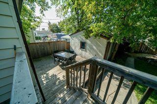 Photo 33: 39 ESSEX Avenue in Winnipeg: St Vital Residential for sale (2D)  : MLS®# 202120857