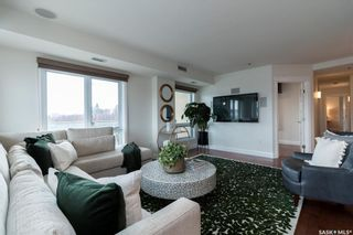 Photo 3: 508 902 Spadina Crescent East in Saskatoon: Central Business District Residential for sale : MLS®# SK845141