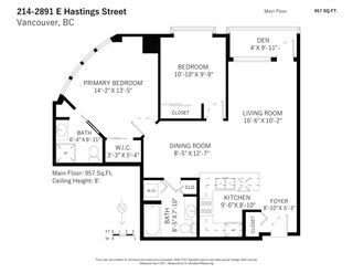 """Photo 17: 214 2891 E HASTINGS Street in Vancouver: Hastings Sunrise Condo for sale in """"PARK RENFREW"""" (Vancouver East)  : MLS®# R2573946"""