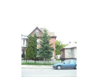 Photo 1: 435 MOUNTAIN AV in WINNIPEG: Residential for sale (Canada)  : MLS®# 2915210