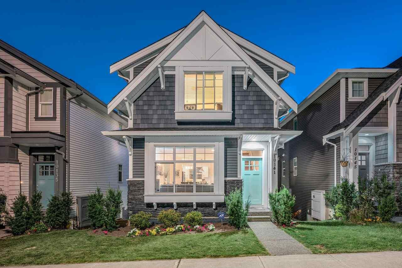 Beautiful 2 story plus basement home facing greenbelt