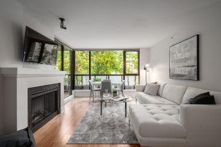 Photo 4: 201 2036 W 10TH AVENUE in Vancouver: Kitsilano Condo for sale (Vancouver West)  : MLS®# R2489797