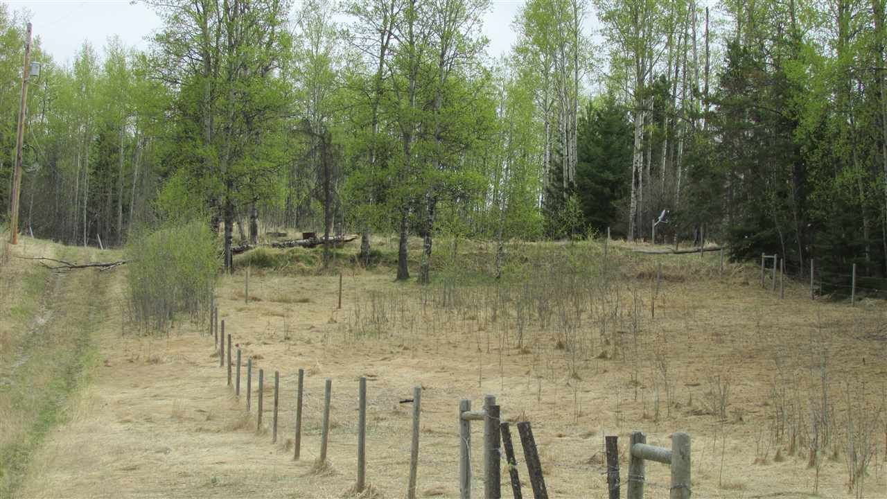 "Main Photo: PRCL A BERYL PRAIRIE Road: Hudsons Hope Land for sale in ""BERYL PRAIRIE"" (Fort St. John (Zone 60))  : MLS®# R2455504"