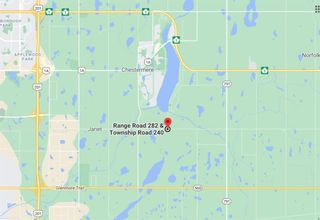 Photo 4: Township 240 Range Road 281: Chestermere Residential Land for sale : MLS®# A1075349