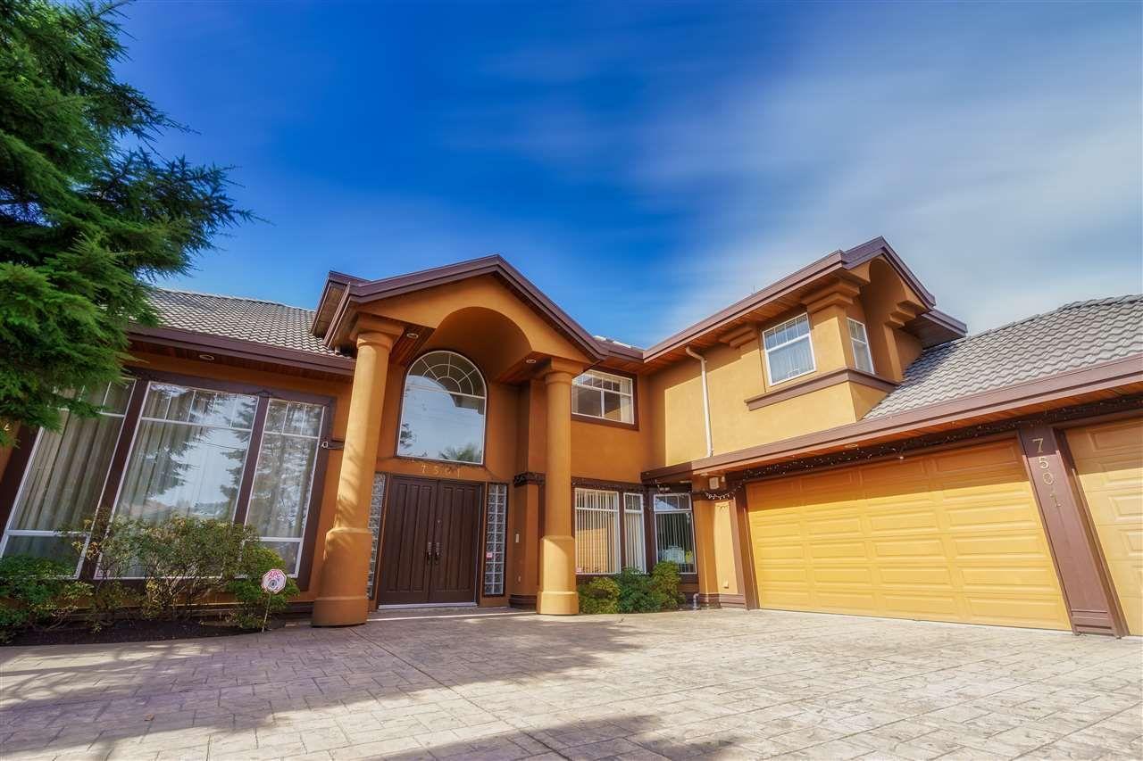 Main Photo: 7501 GRANDY Road in Richmond: Granville House for sale : MLS®# R2147899