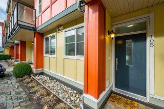 Photo 3: 105 4808 LINDEN Drive in Delta: Hawthorne Condo for sale (Ladner)  : MLS®# R2531720