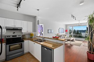 "Photo 1: 421 3629 DEERCREST Drive in North Vancouver: Roche Point Condo for sale in ""RAVEN WOODS - DEERFIELD-BY-THE-SEA"" : MLS®# R2429689"