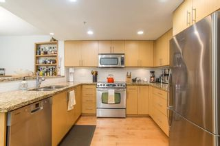 "Photo 3: 103 125 MILROSS Avenue in Vancouver: Downtown VE Condo for sale in ""Creekside at Citygate"" (Vancouver East)  : MLS®# R2575095"