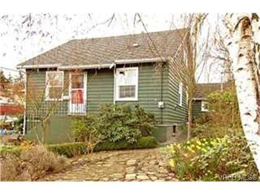 Main Photo: 1163 Lockley Rd in VICTORIA: Es Rockheights House for sale (Esquimalt)  : MLS®# 425598