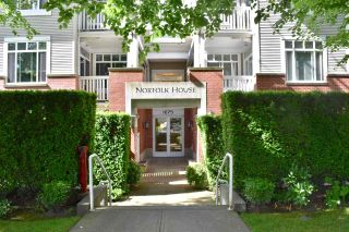 """Photo 2: 210 1675 W 10TH Avenue in Vancouver: Fairview VW Condo for sale in """"Norfolk House by Polygon"""" (Vancouver West)  : MLS®# R2173409"""
