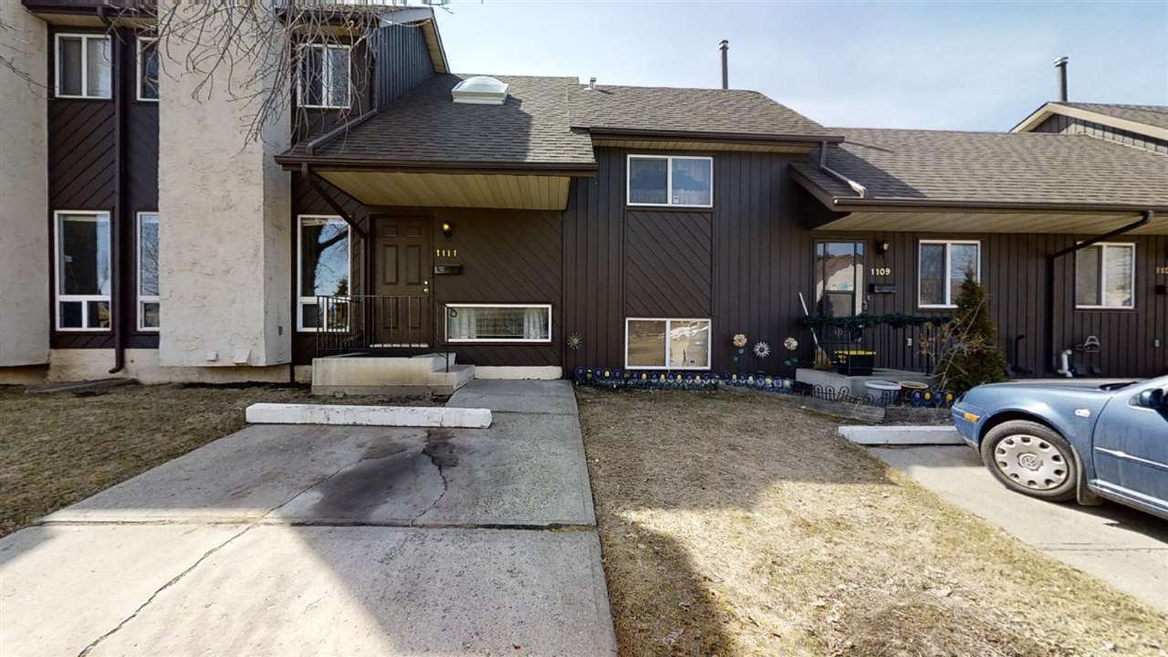Main Photo: 1111 62 Street in Edmonton: Zone 29 Townhouse for sale : MLS®# E4239544