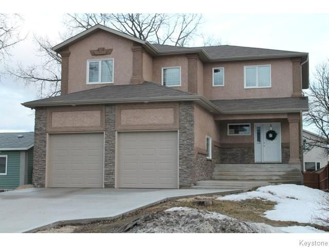 Main Photo: 1132 Fairfield Avenue in Winnipeg: Fort Garry / Whyte Ridge / St Norbert Residential for sale (South Winnipeg)  : MLS®# 1605726